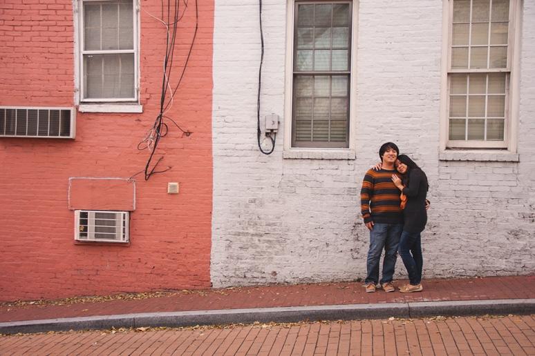 georgetown urban portraits