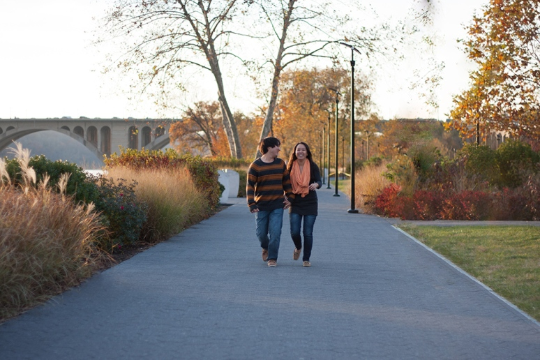 georgetown waterfront love photography