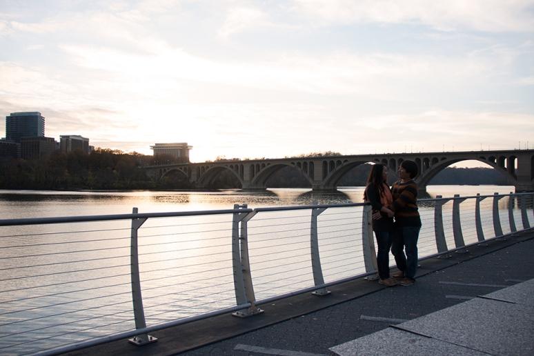 georgetown waterfront love