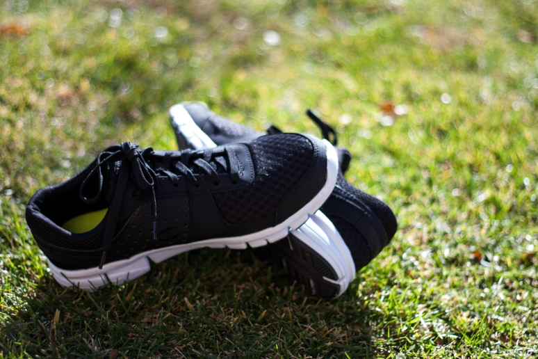 running shoes| photography by paulina