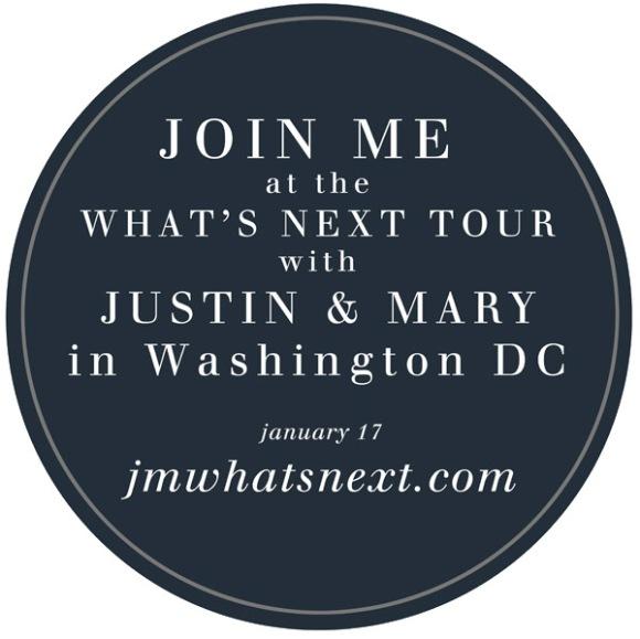 whats next tour