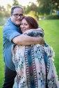 los angeles park engagement session photos